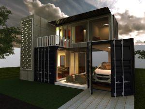 Kontainer Rumah
