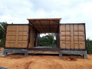 Rumah Container, Container House